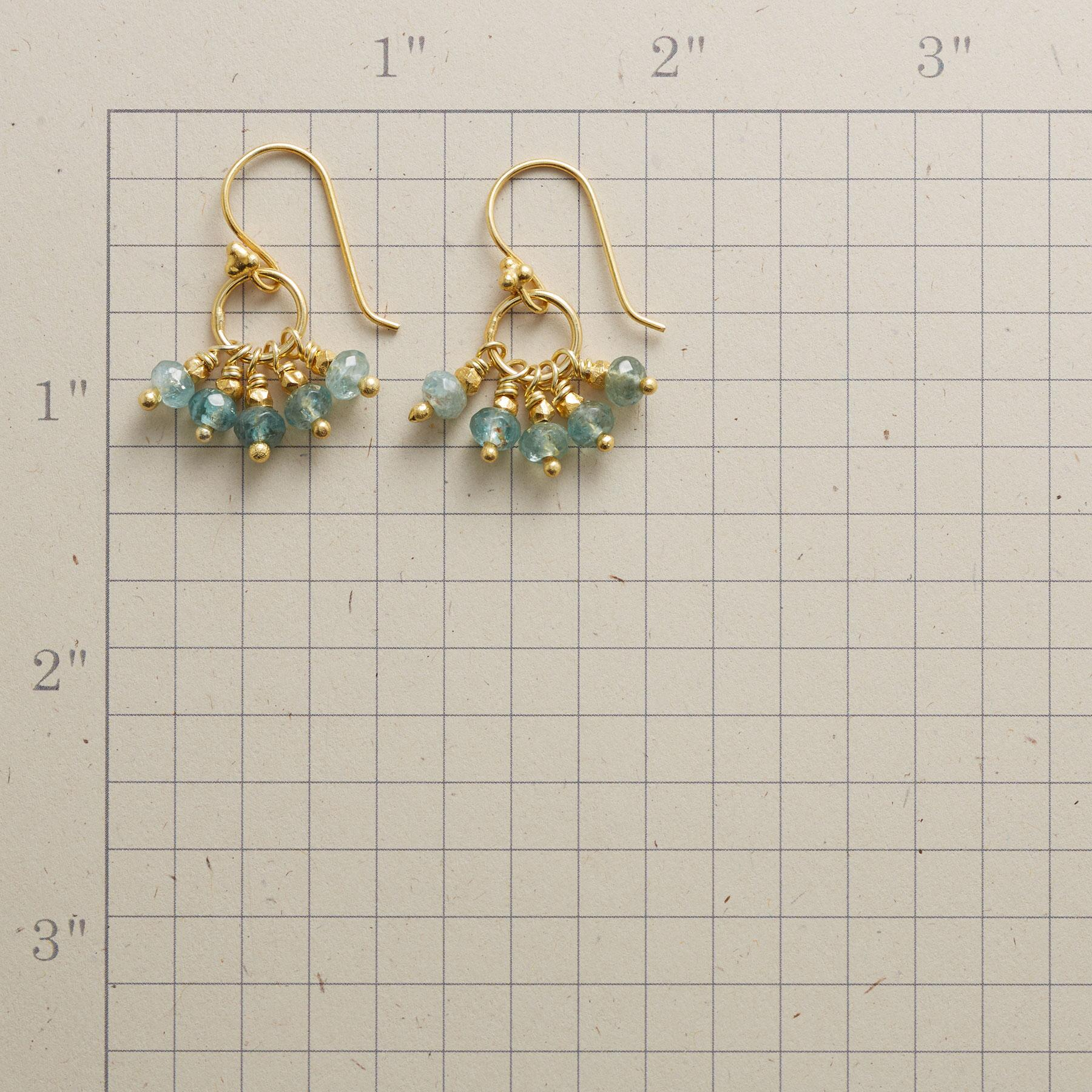 ULTRAMARINE EARRINGS: View 2