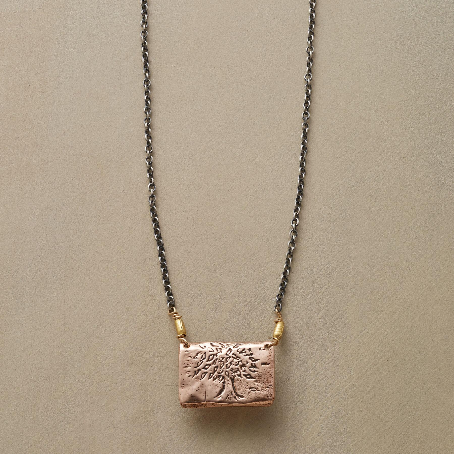 NATURALLY STRONG NECKLACE: View 1