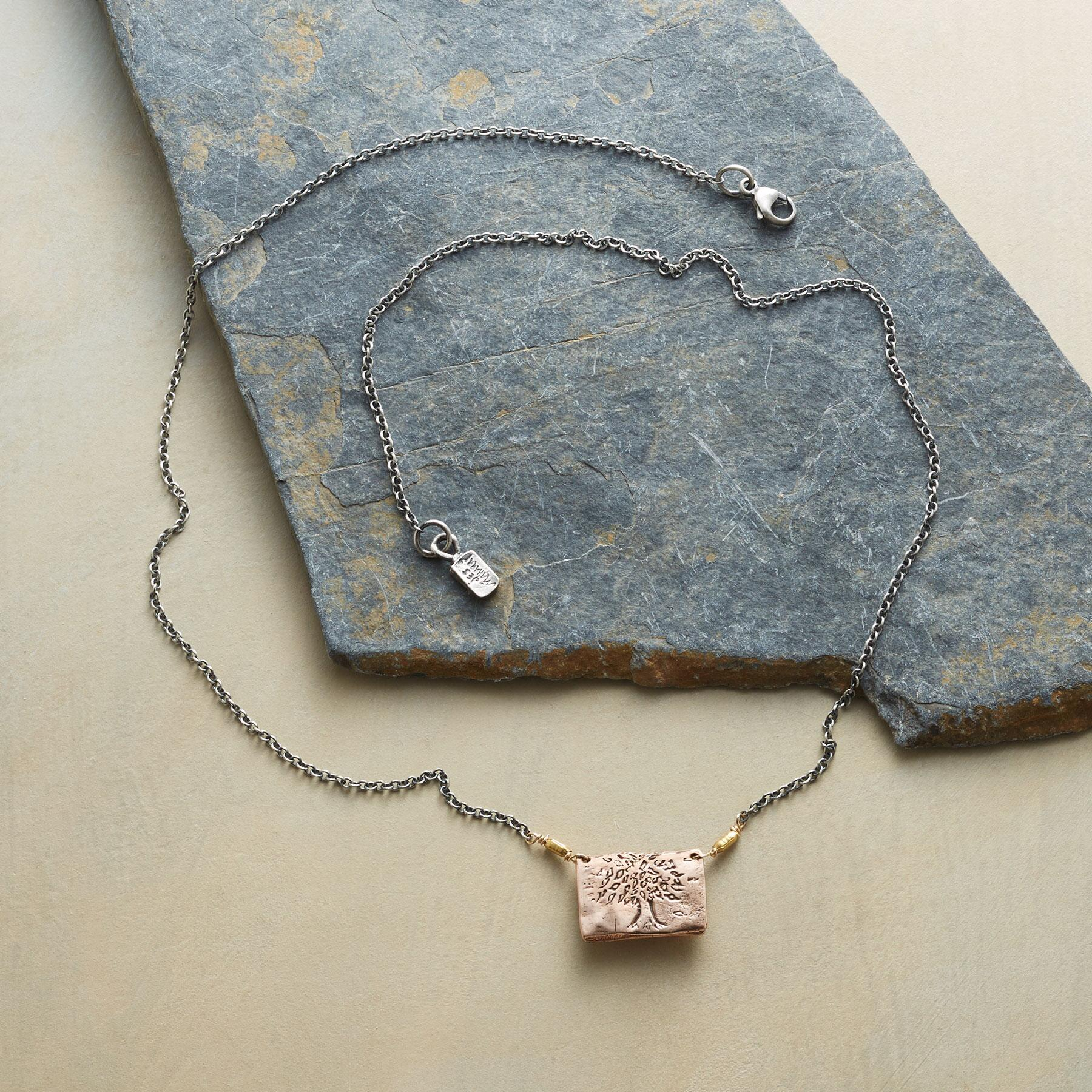 NATURALLY STRONG NECKLACE: View 2
