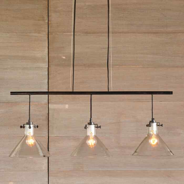 MERIDIAN TRIPLE PENDANT LIGHT