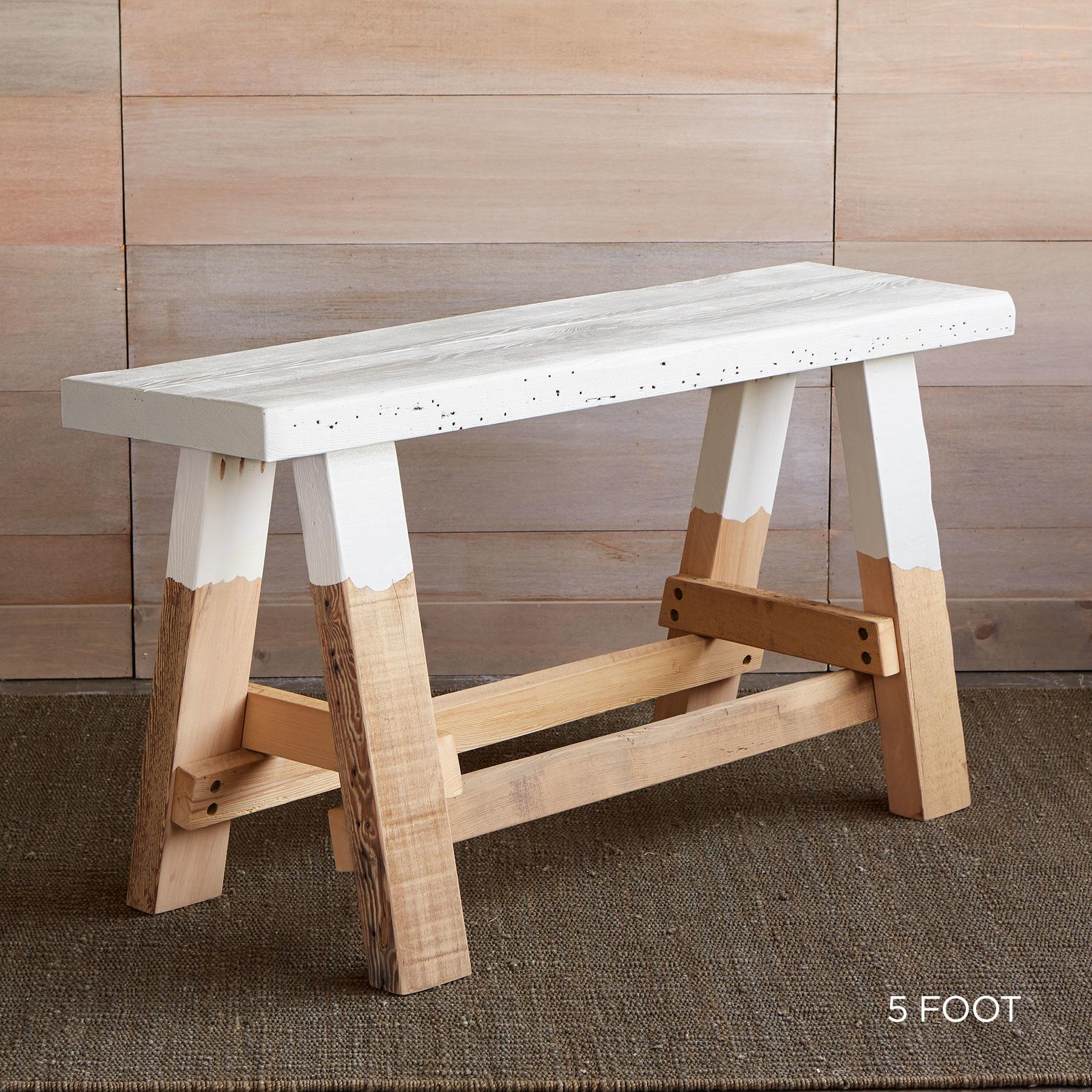 MORLEY SAWHORSE CONSOLE: View 3