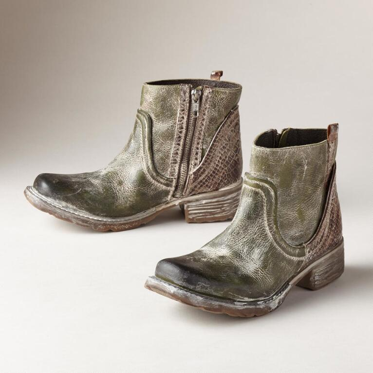 CURLESS BOOTS