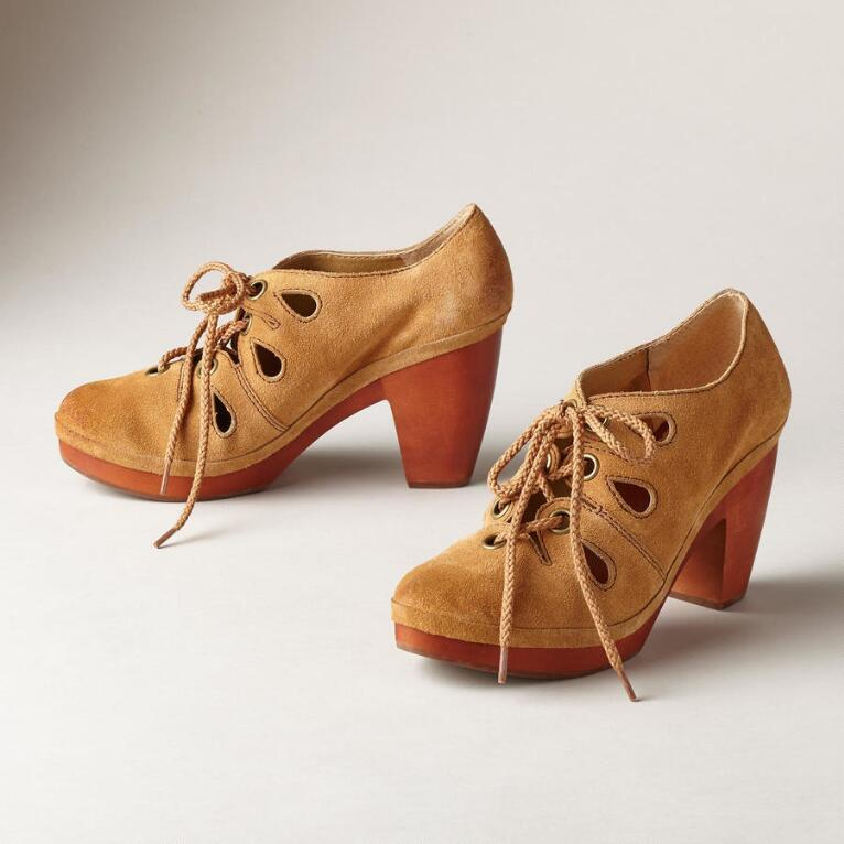 STEAL MY HEART SHOES