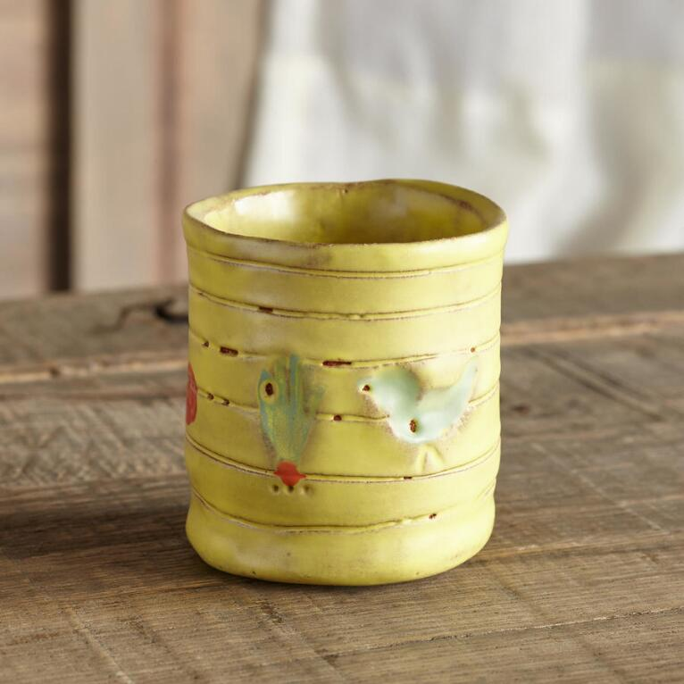 SUNDANCE CERAMICS MOUNTAIN TUMBLER