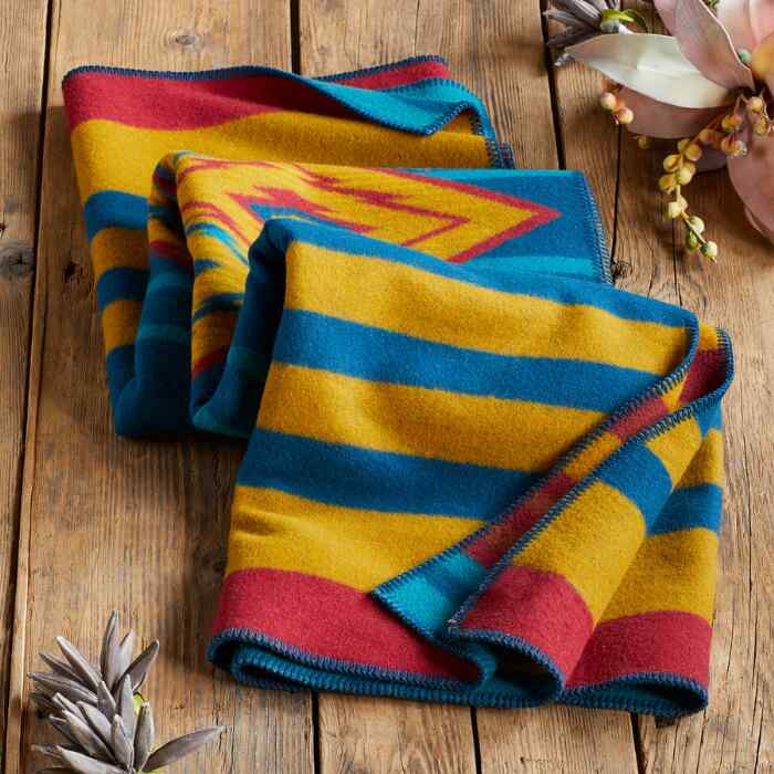 PENDLETON SUNDANCE CANYON THROW