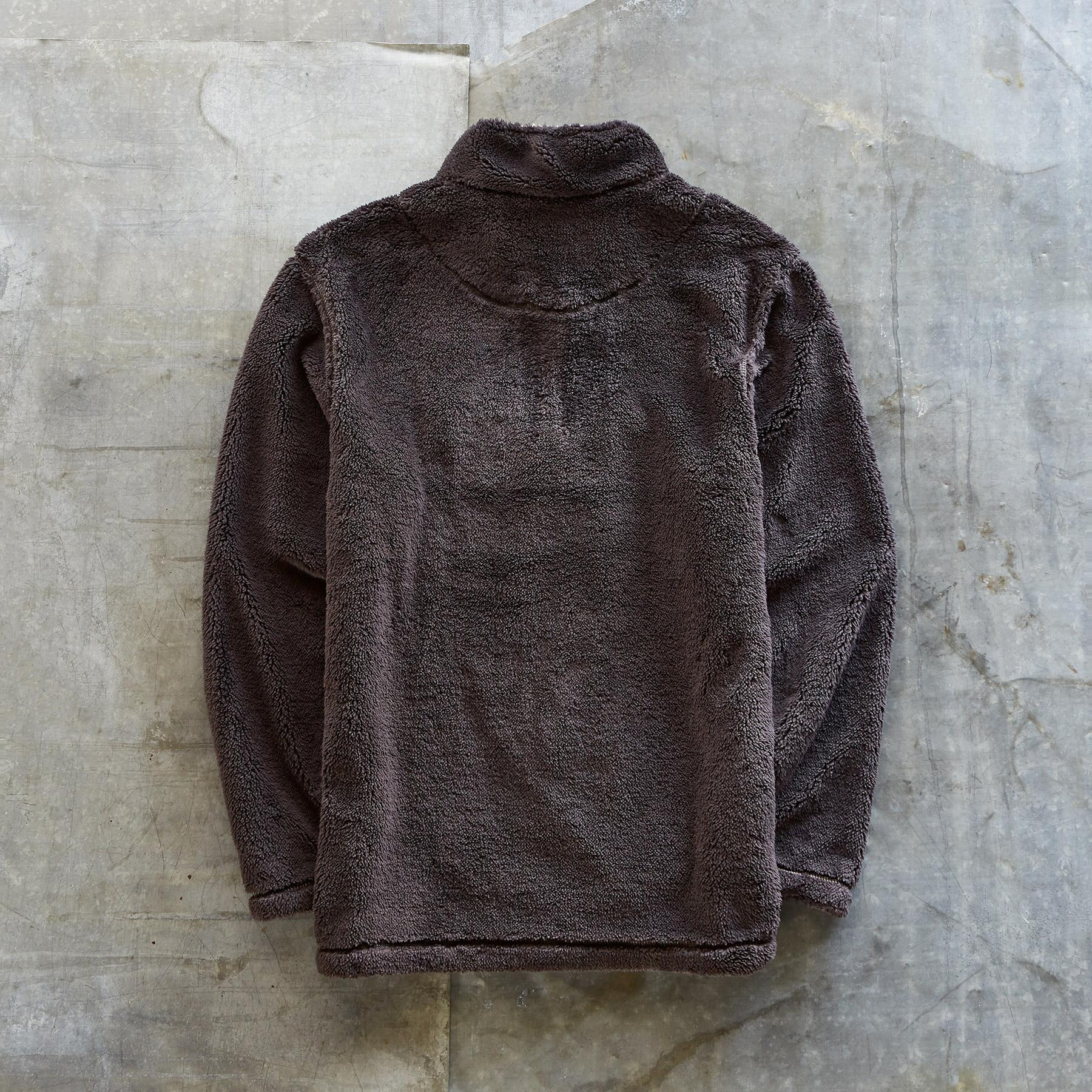 TOTAL COMFORT ZIP PULLOVER: View 2