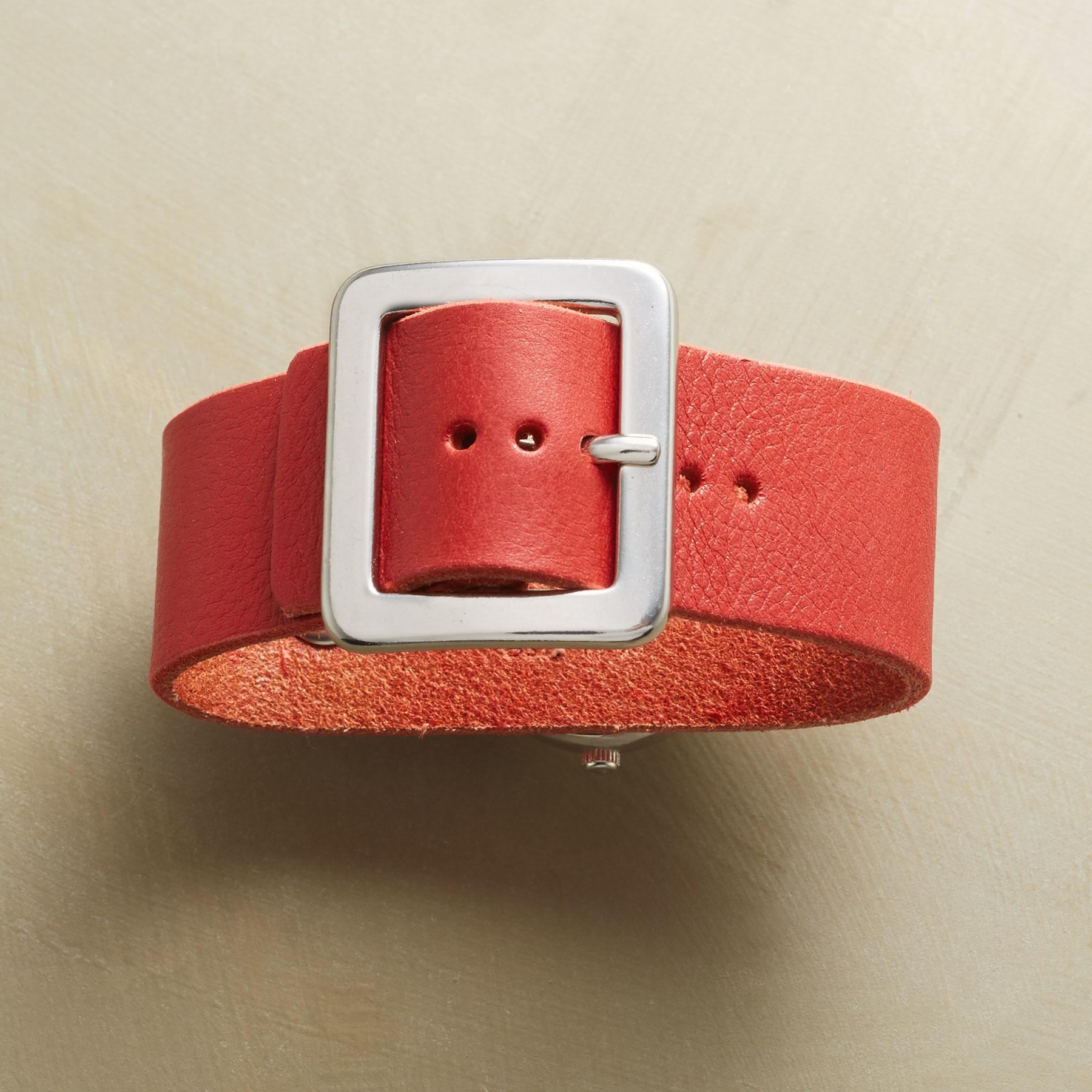 BUCKLED AND BOLD WATCH: View 2
