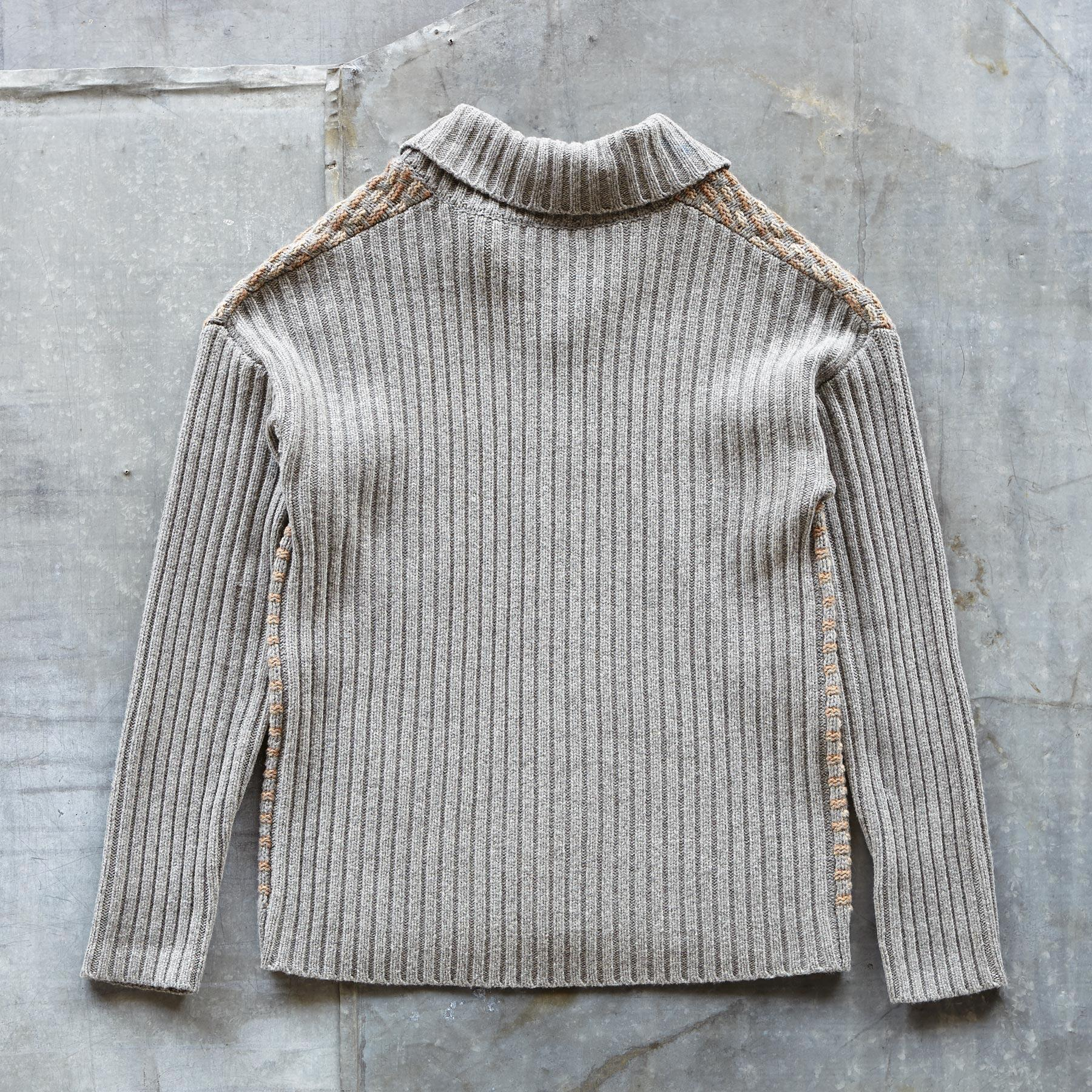 CHEVALIER SWEATER: View 2