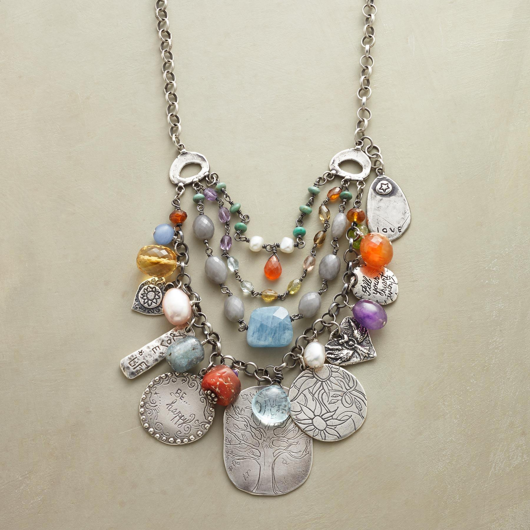 KISMET NECKLACE: View 1
