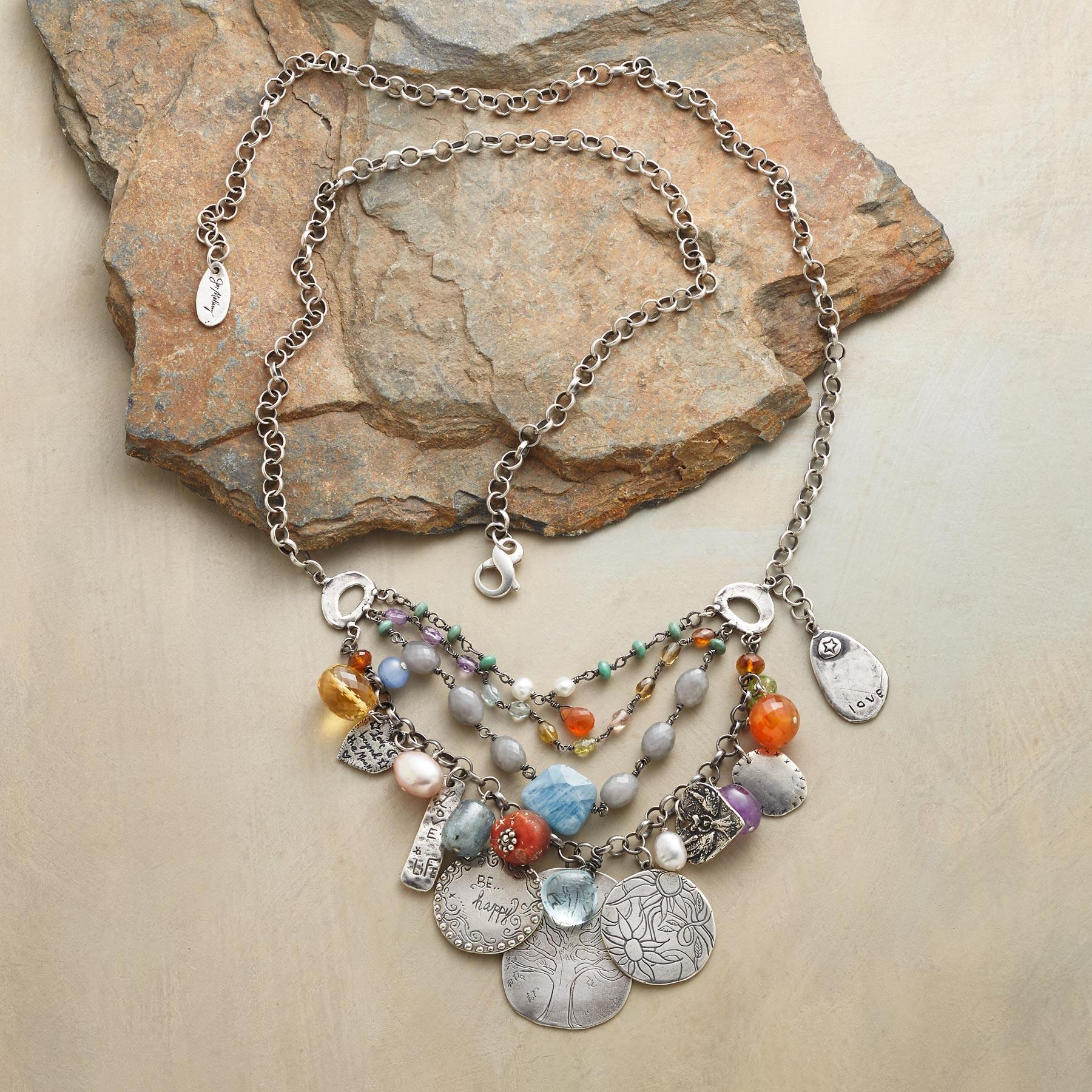 KISMET NECKLACE: View 2