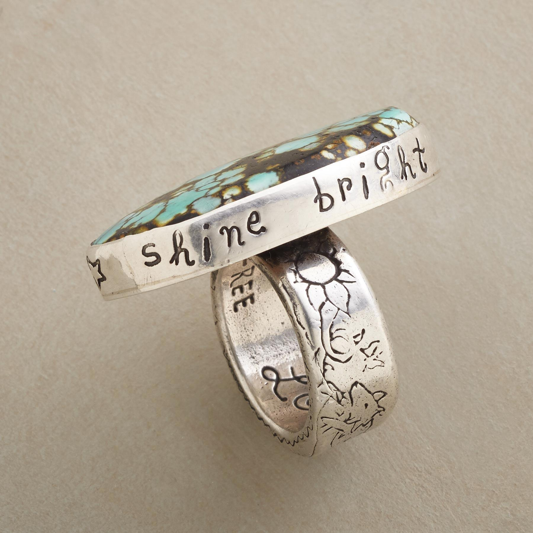 RARE EARTH RING: View 3