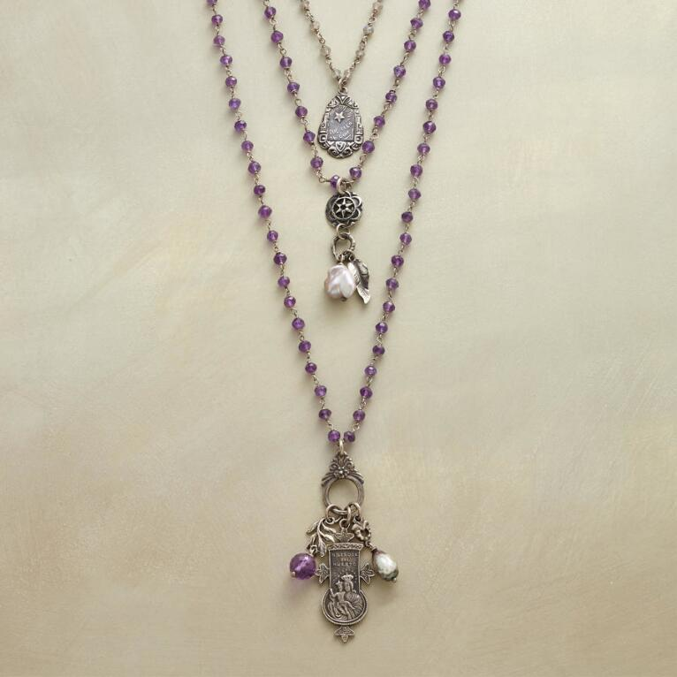CHARMED INTRIGUE NECKLACE