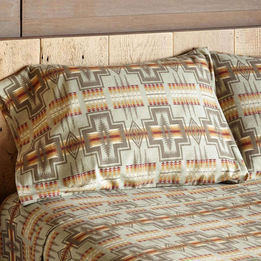 STEWART CABIN PILLOWCASE SET
