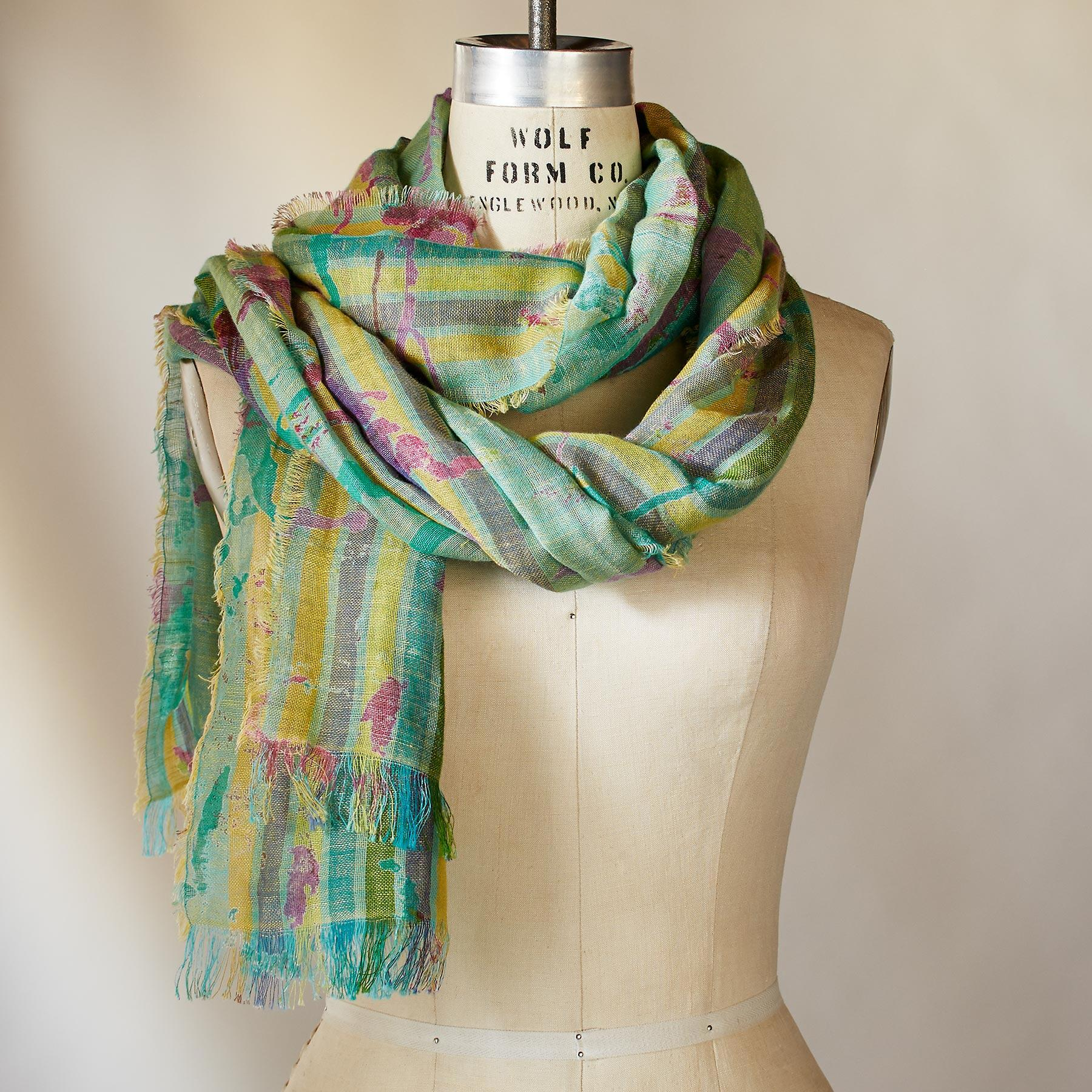 COLORS OF JOY SCARF: View 1