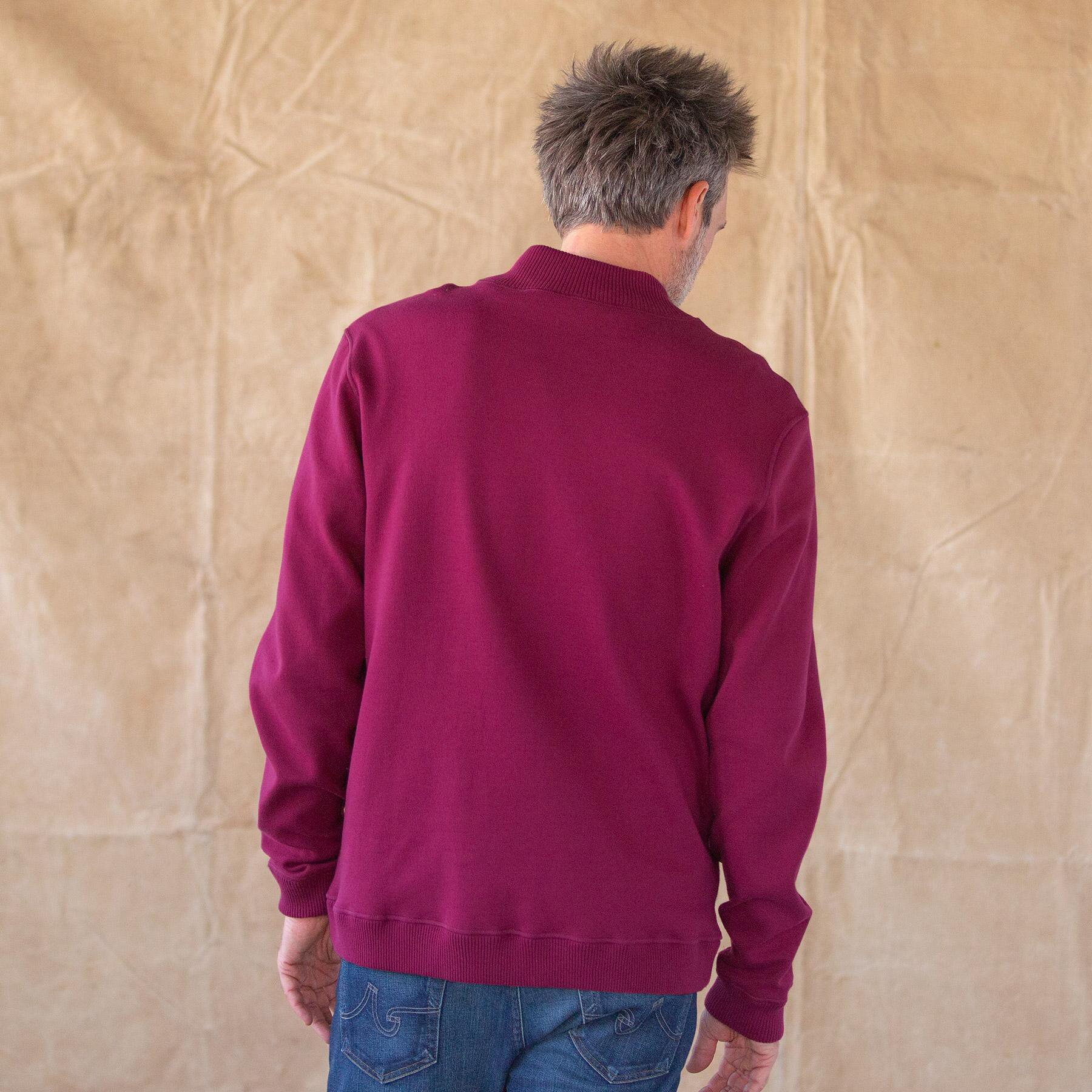 RIGHT-ON REVERSIBLE PULLOVER: View 3