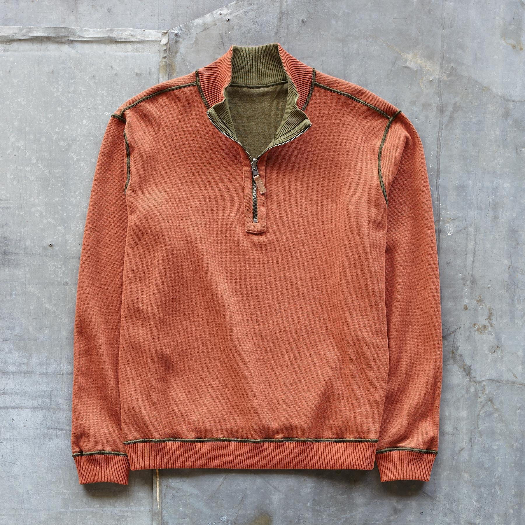 RIGHT-ON REVERSIBLE PULLOVER: View 5