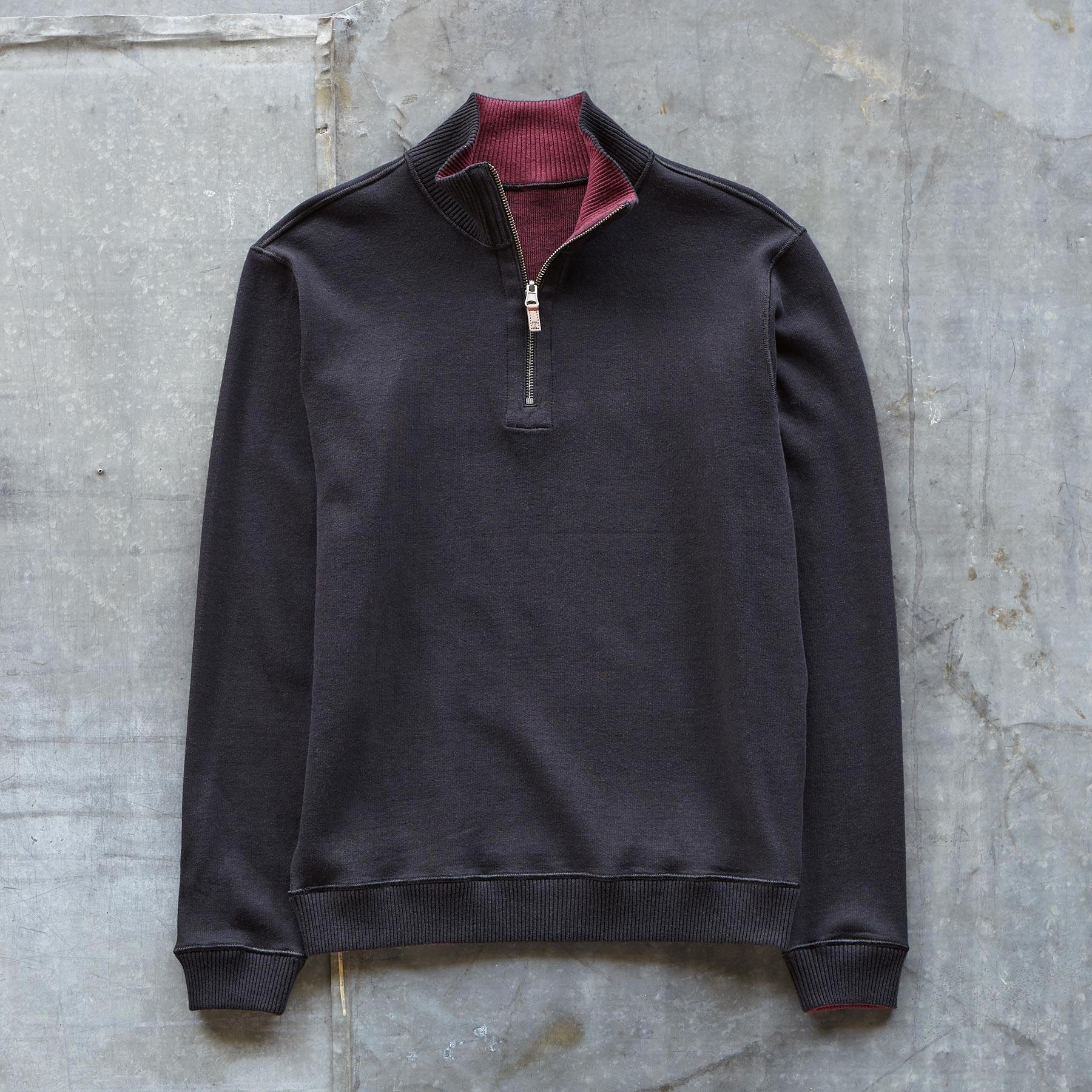 RIGHT-ON REVERSIBLE PULLOVER: View 6