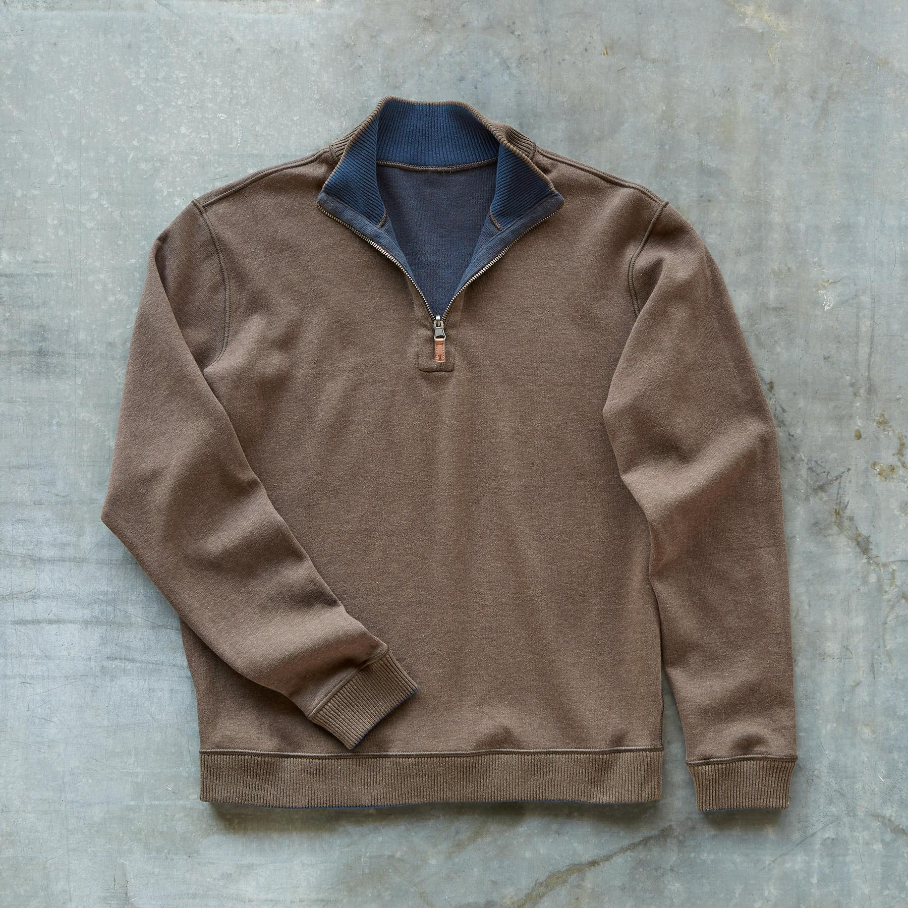 RIGHT-ON REVERSIBLE PULLOVER: View 7