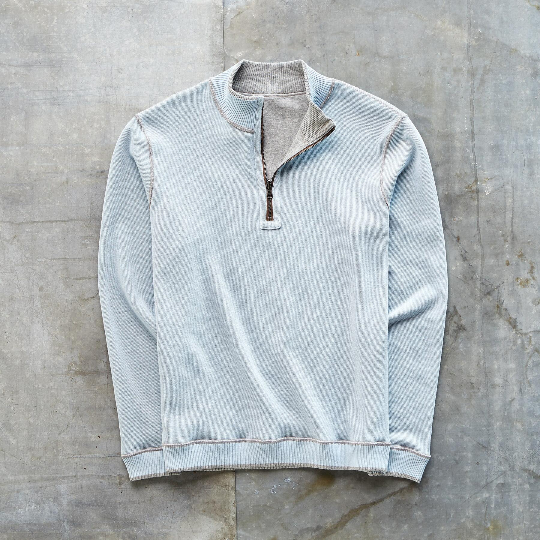 RIGHT-ON REVERSIBLE PULLOVER: View 8