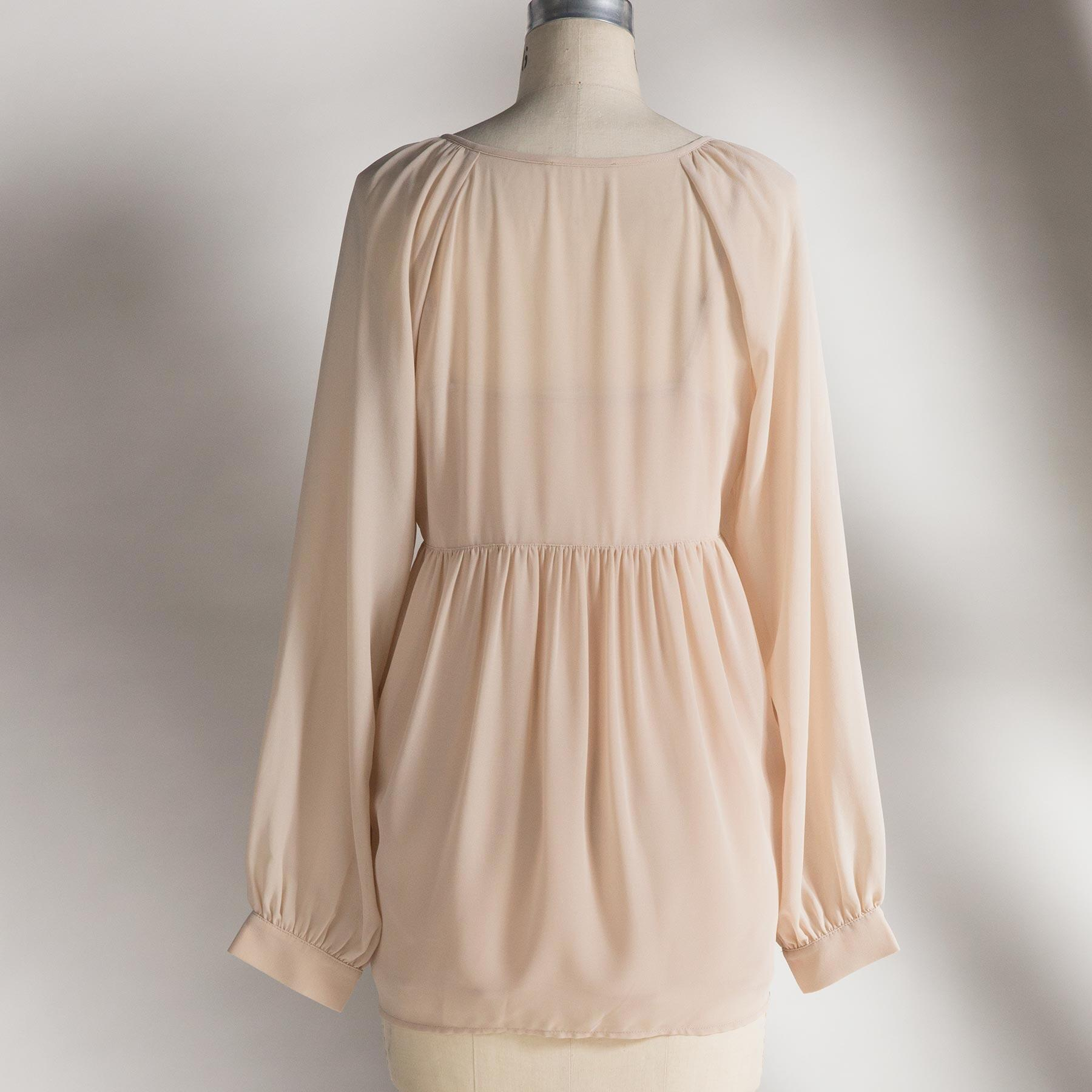 FIRST BLUSH BLOUSE: View 2