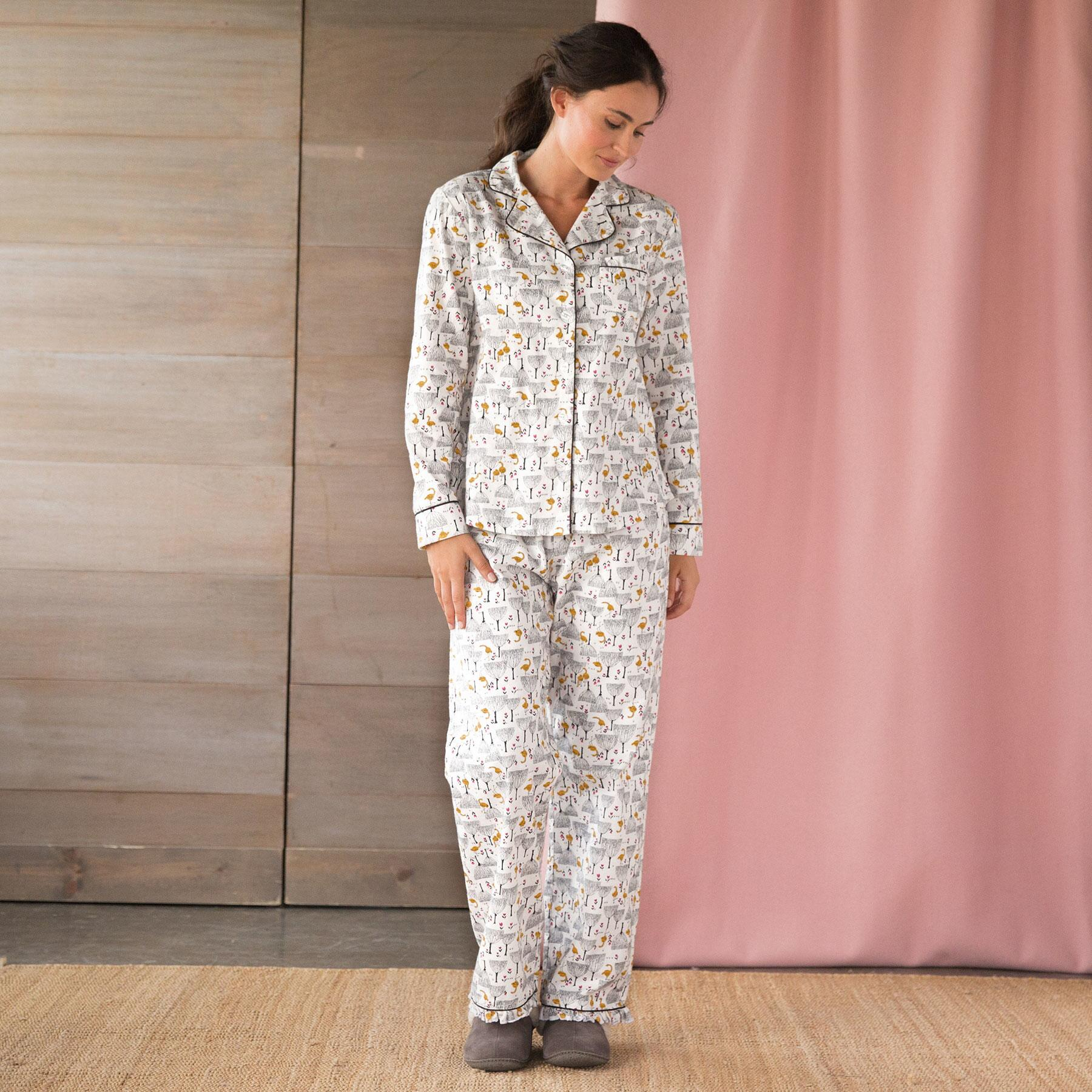 NIGHTIME REVELS PAJAMA: View 1