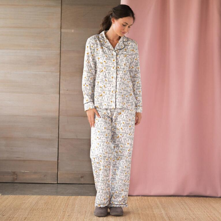 NIGHTIME REVELS PAJAMA