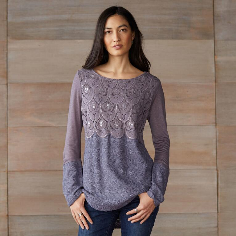 GARLANDS OF THE LIGHT TUNIC