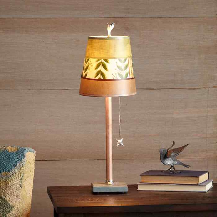 SAGE MOUNTAIN PETITE TABLE LAMP