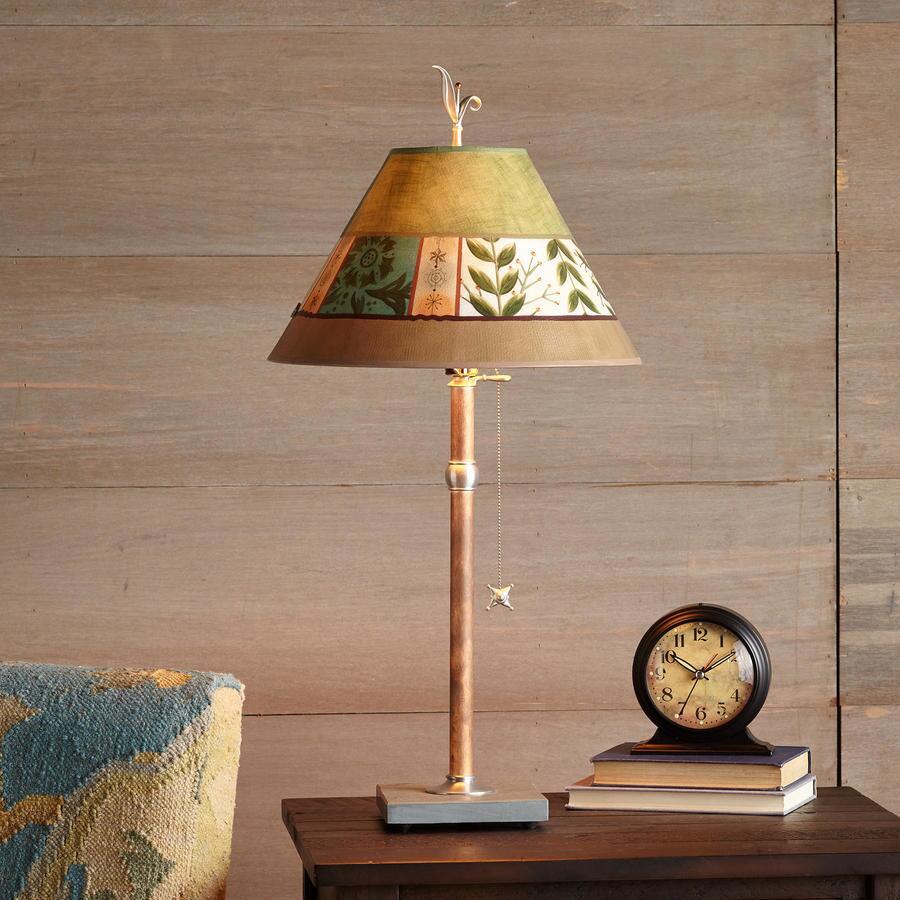 SAGE MOUNTAIN TABLE LAMP