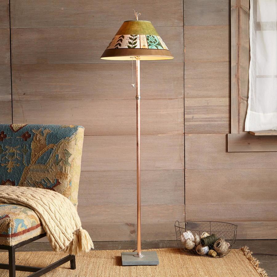 SAGE MOUNTAIN FLOOR LAMP