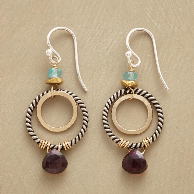 INDIE HOOP EARRINGS