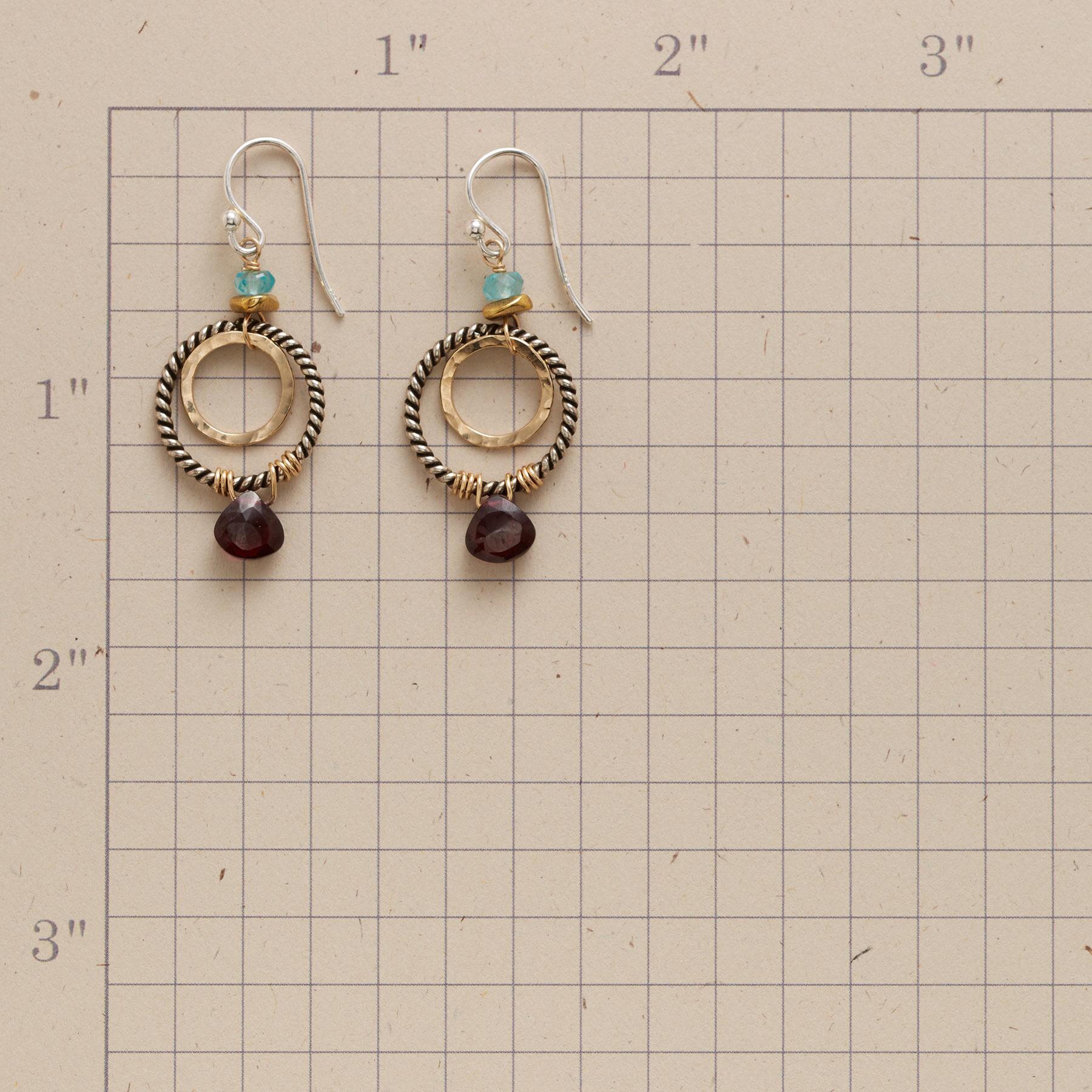 INDIE HOOP EARRINGS: View 2