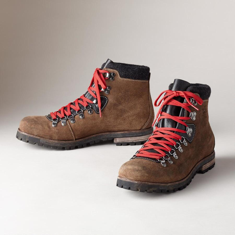 PACKER LACE BOOTS
