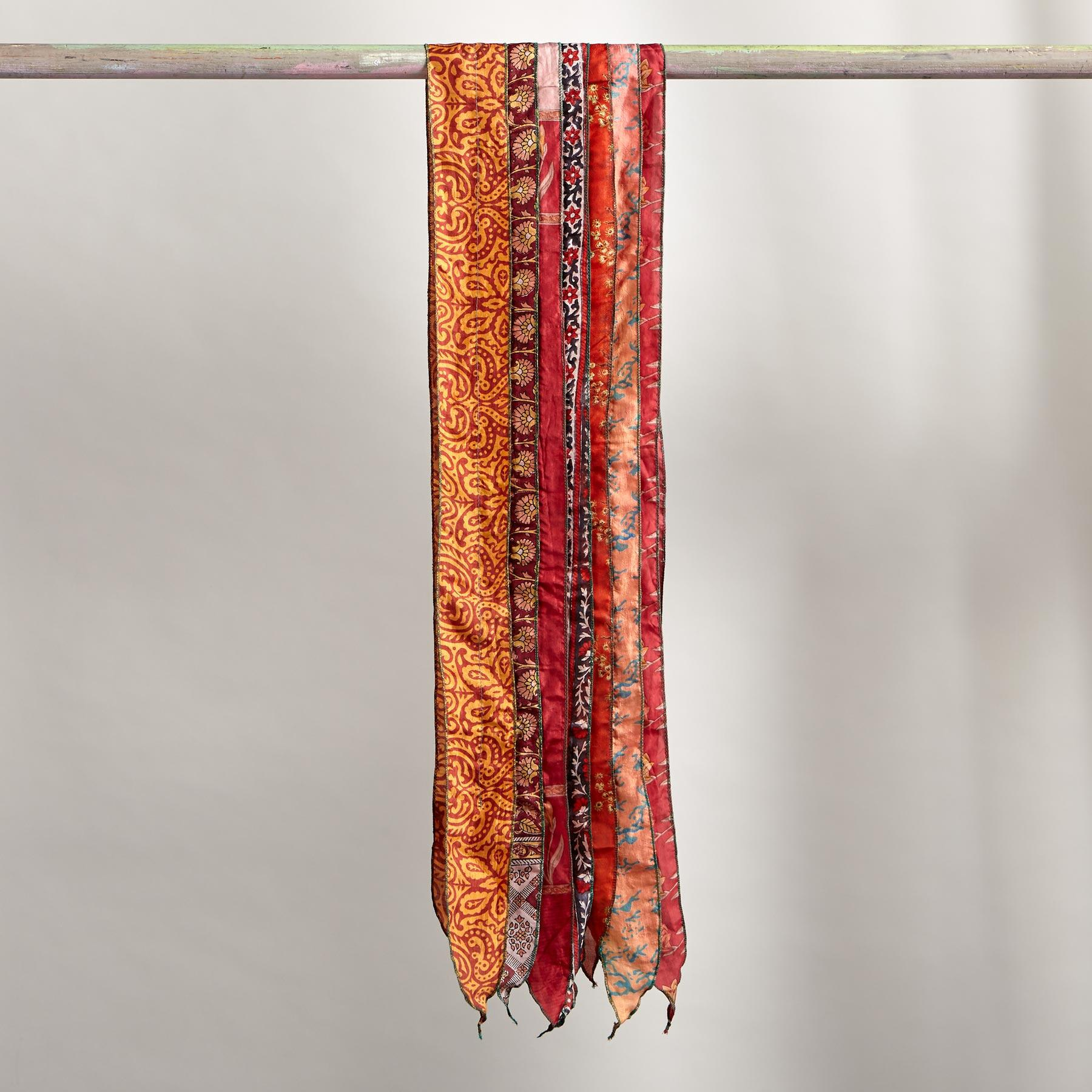 TRANQUIL SKIES SCARF: View 4
