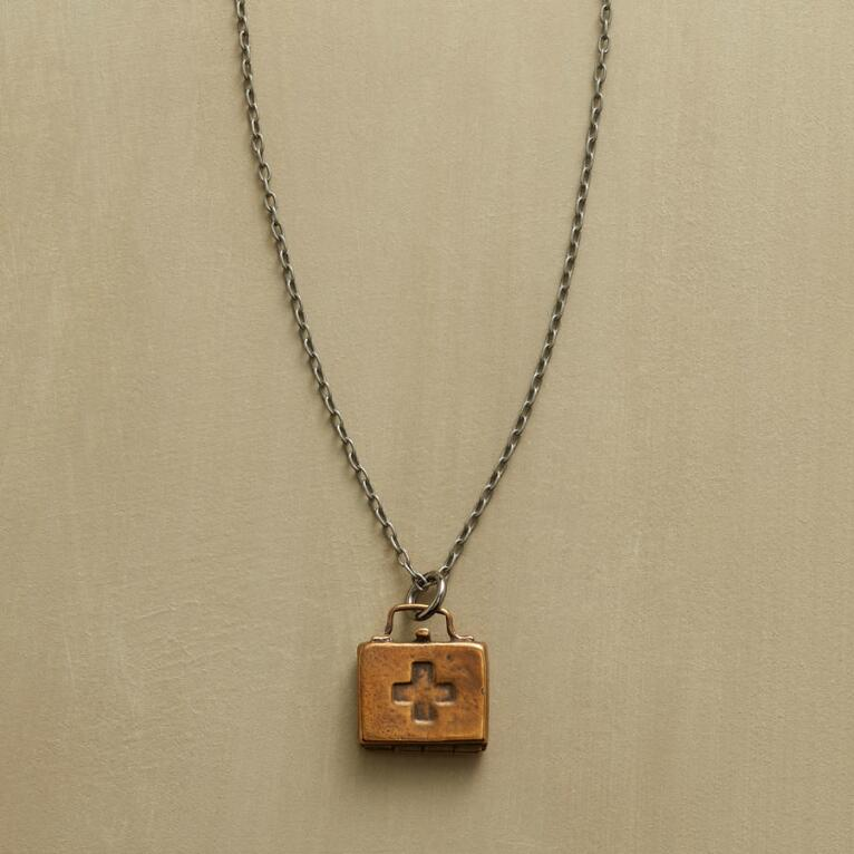 TO THE RESCUE NECKLACE