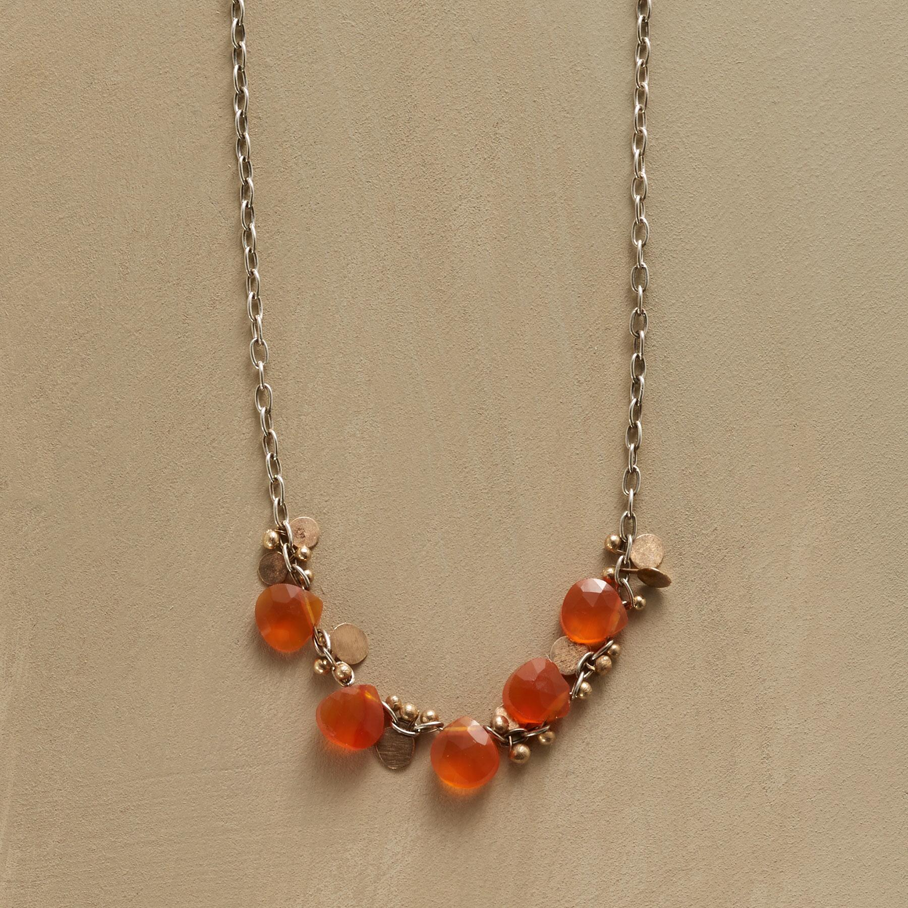 DANCING SUNS NECKLACE: View 1