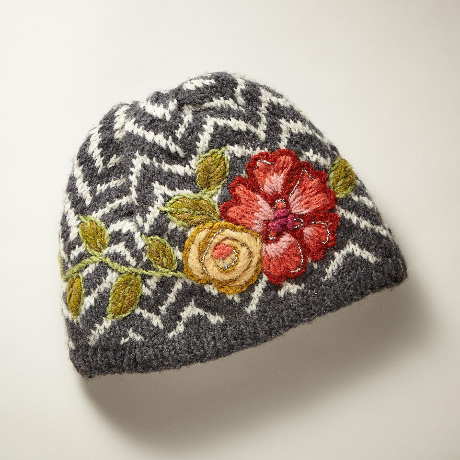 FLORA BELLE HAT: View 1