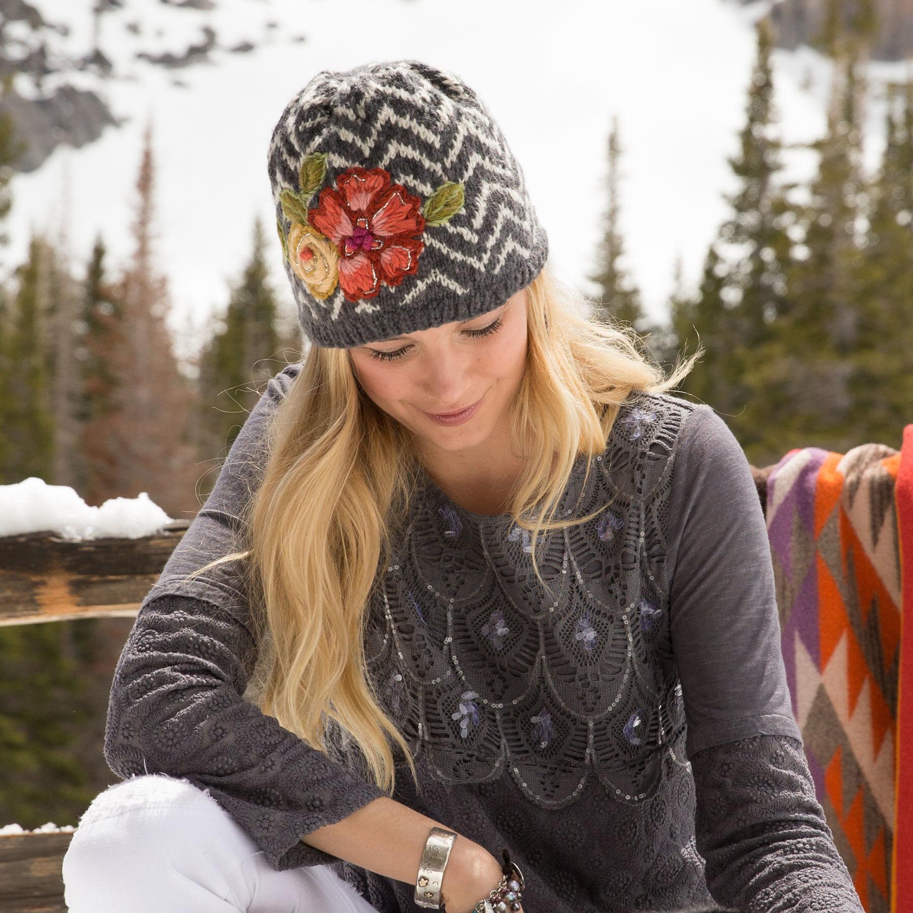 FLORA BELLE HAT: View 2