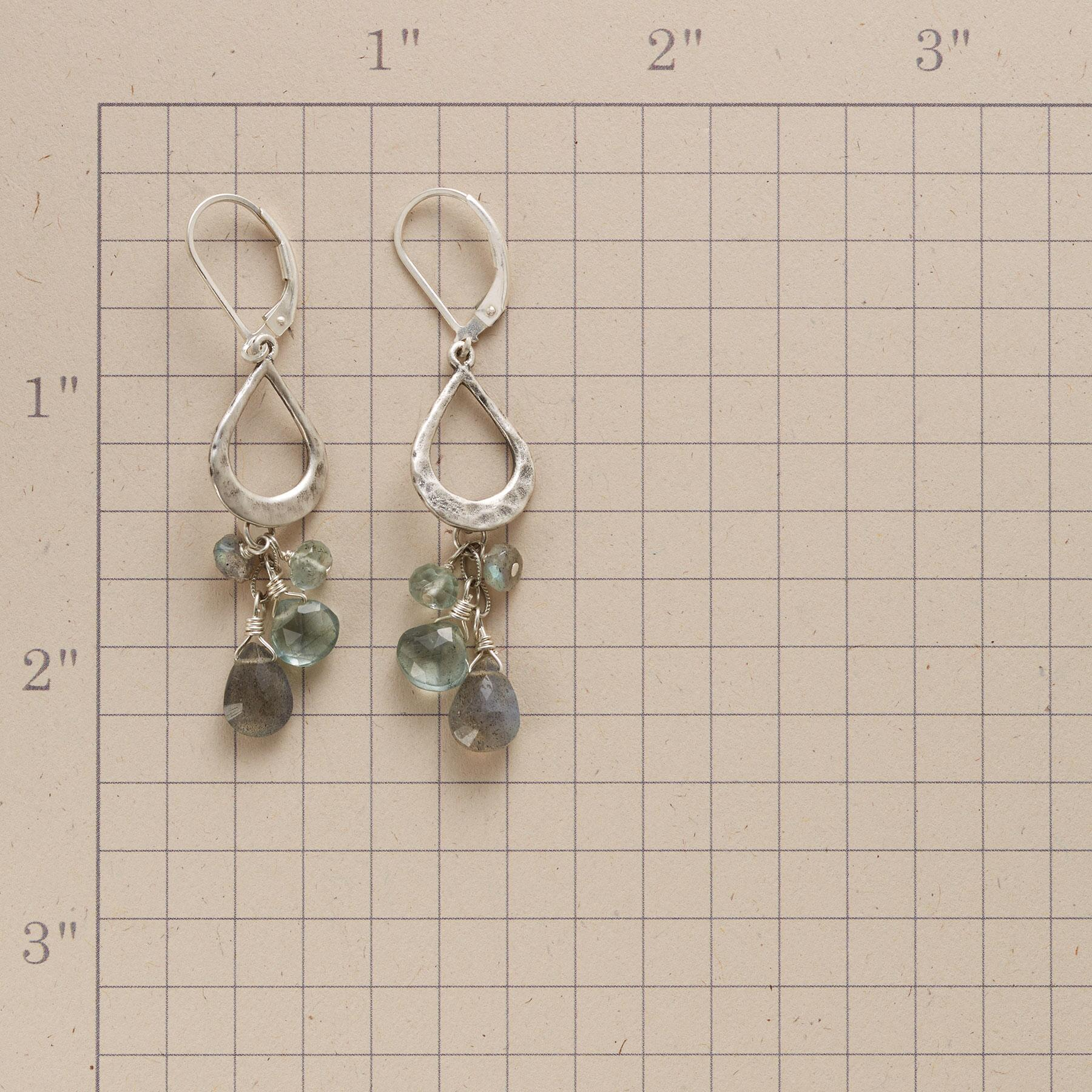SCATTERED SHOWERS EARRINGS: View 2