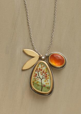 AUTUMN SONATA NECKLACE