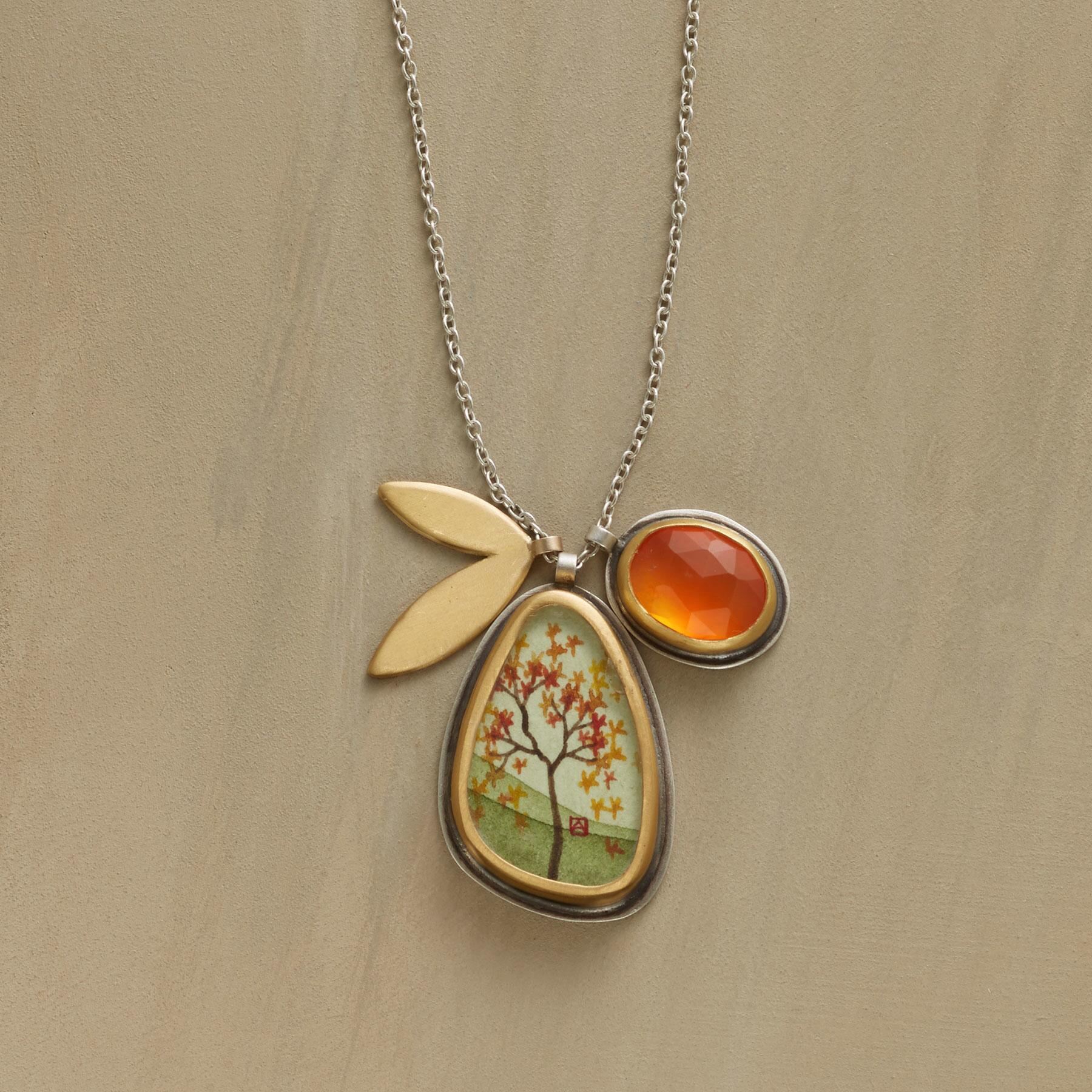 AUTUMN SONATA NECKLACE: View 1