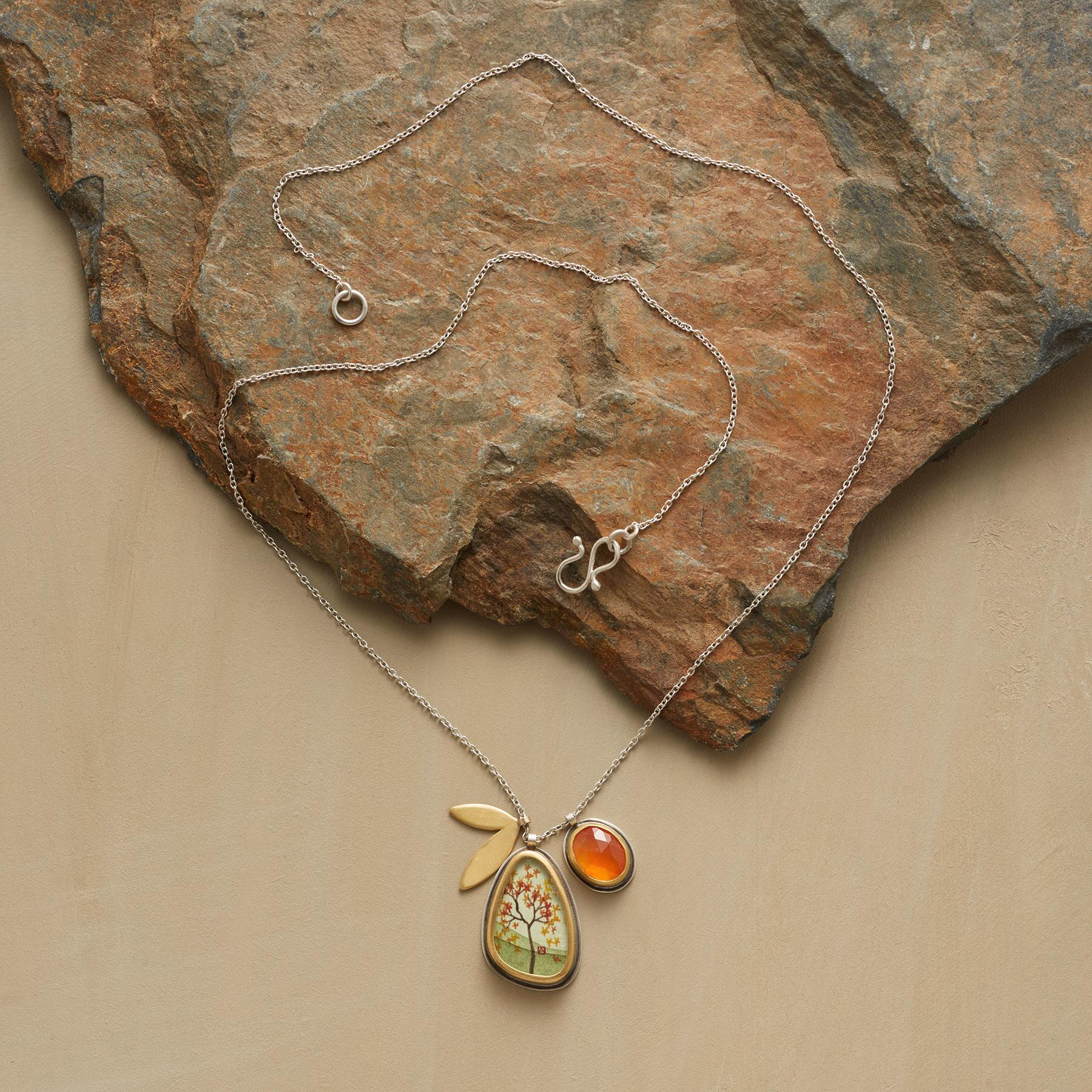 AUTUMN SONATA NECKLACE: View 2