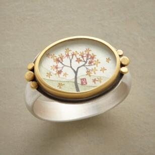 AUTUMN SONATA RING
