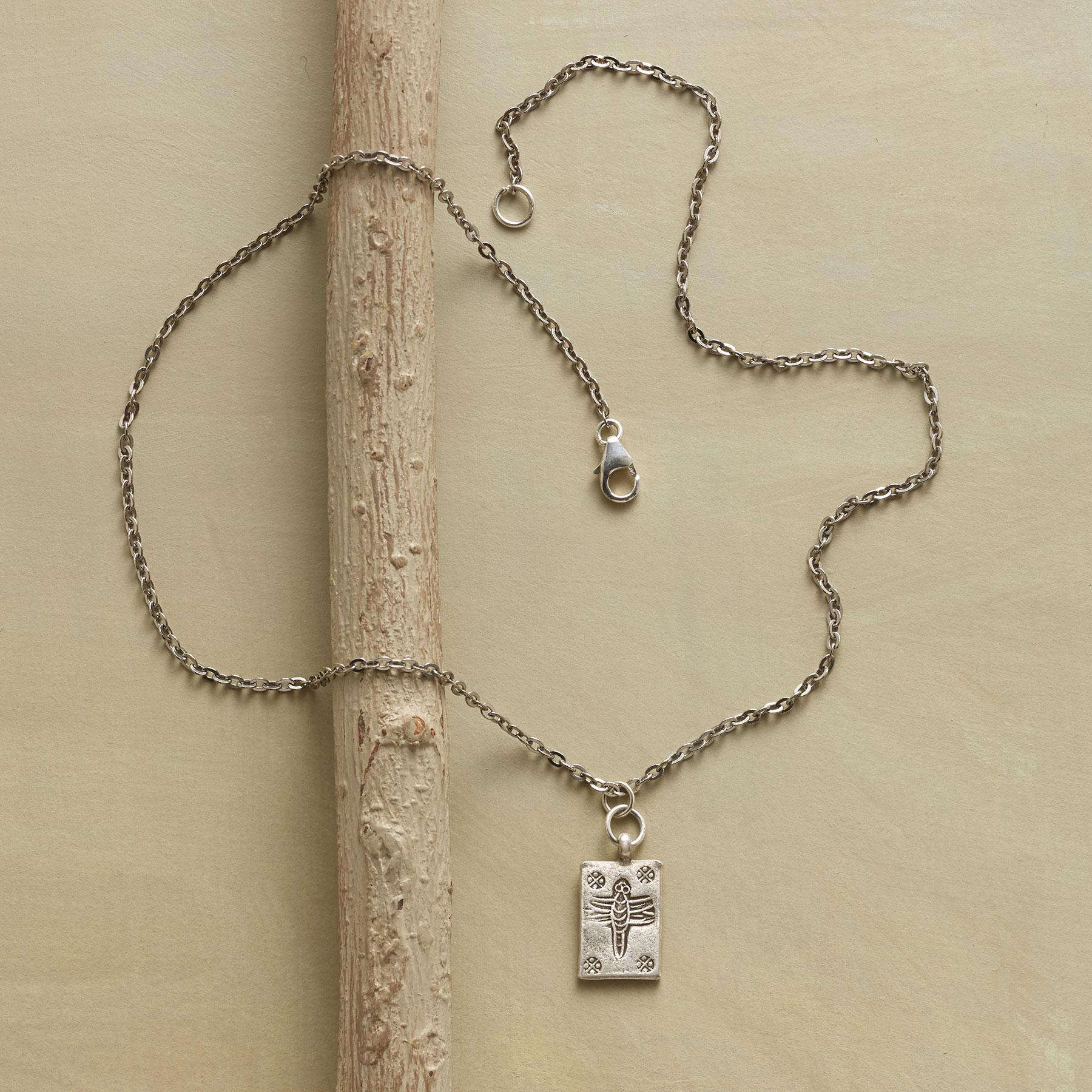 DAMSELFLY NECKLACE: View 2