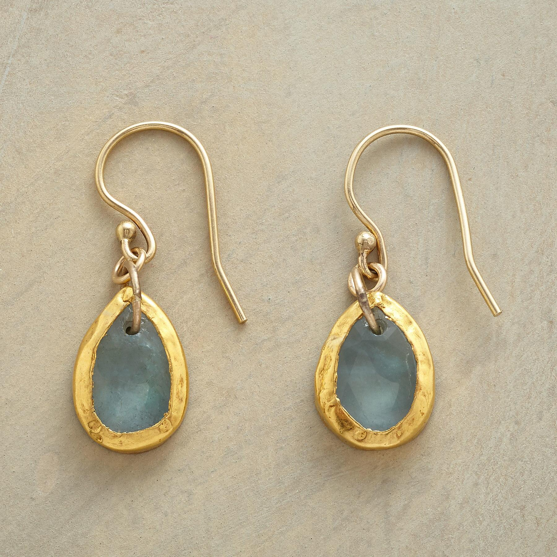 AQUA OASIS EARRINGS: View 1