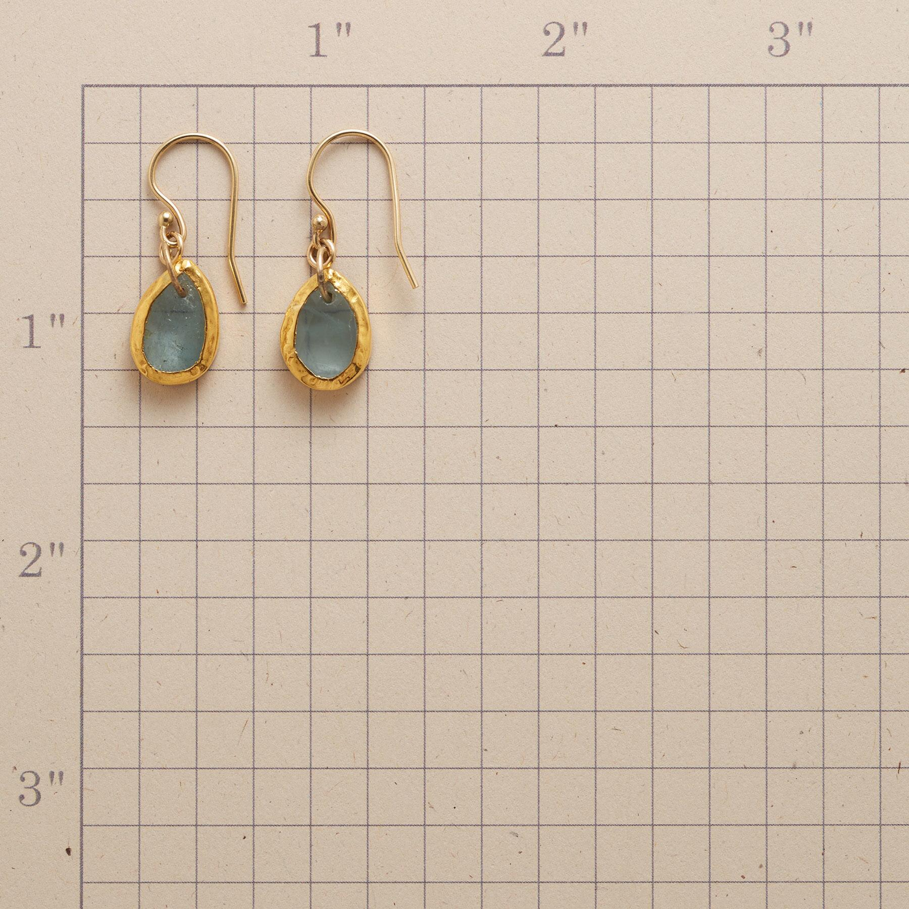 AQUA OASIS EARRINGS: View 2