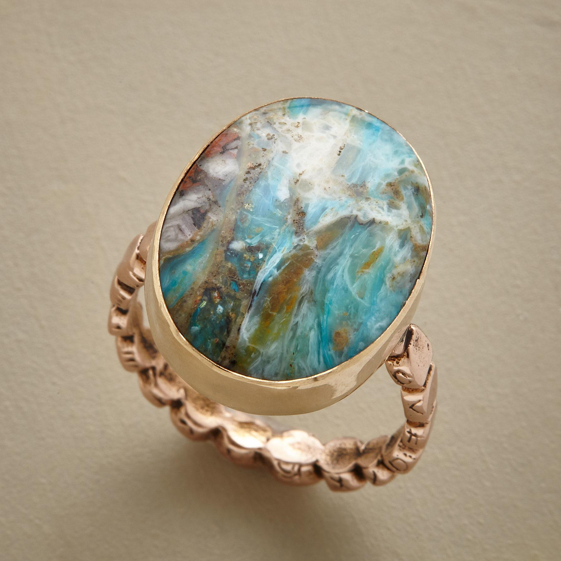LOVE THE EARTH RING: View 1