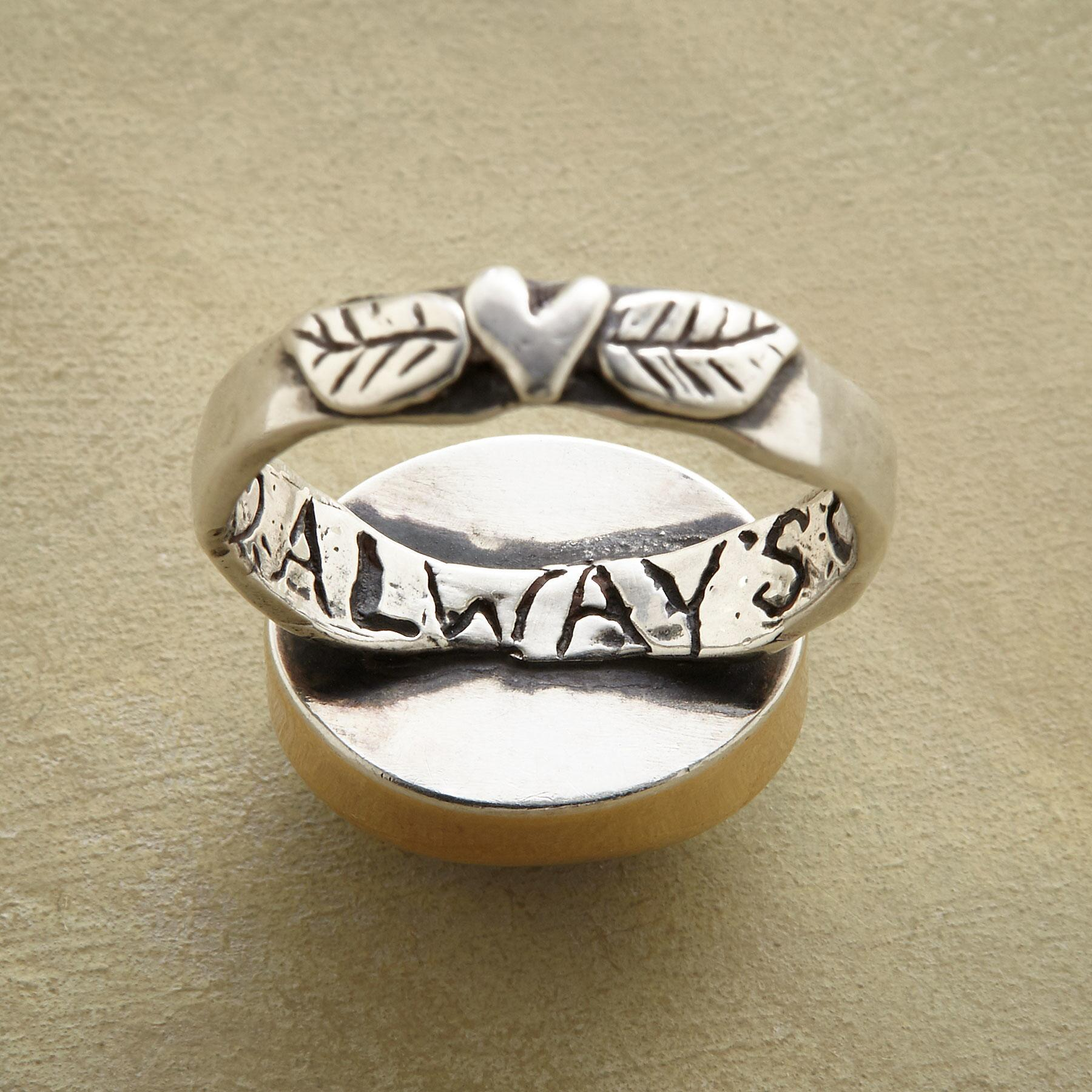 LOVE GROWS RING: View 2