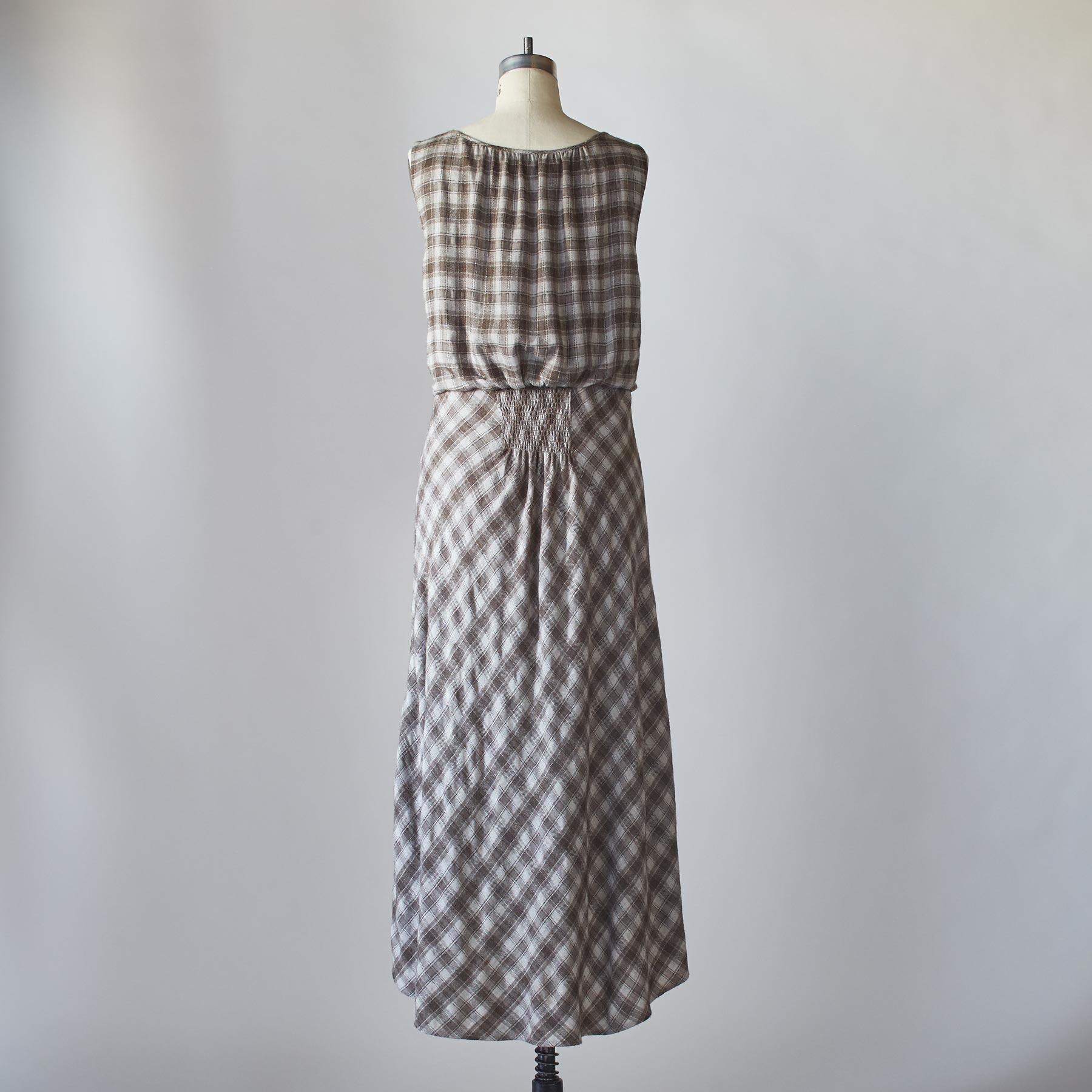 NORTH FORK PLAID DRESS PETI: View 2