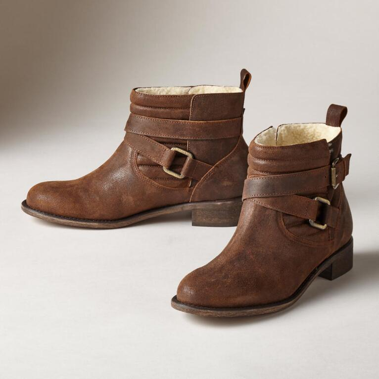 MOLLY PITCHER BOOTS